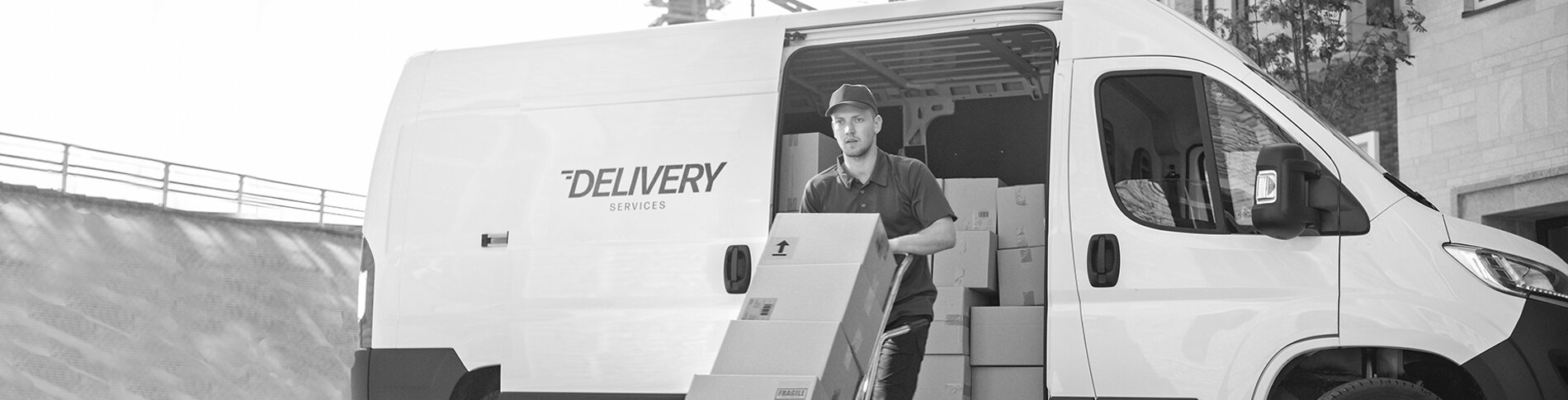 DualCam Solution For Delivery Services