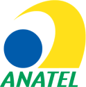 Certified by ANATEL!