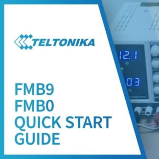 FMB Quick Start Guide Videos