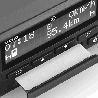 THE INTELLIGENT VDO DTCO® 4.0 TACHOGRAPH SUPPORT
