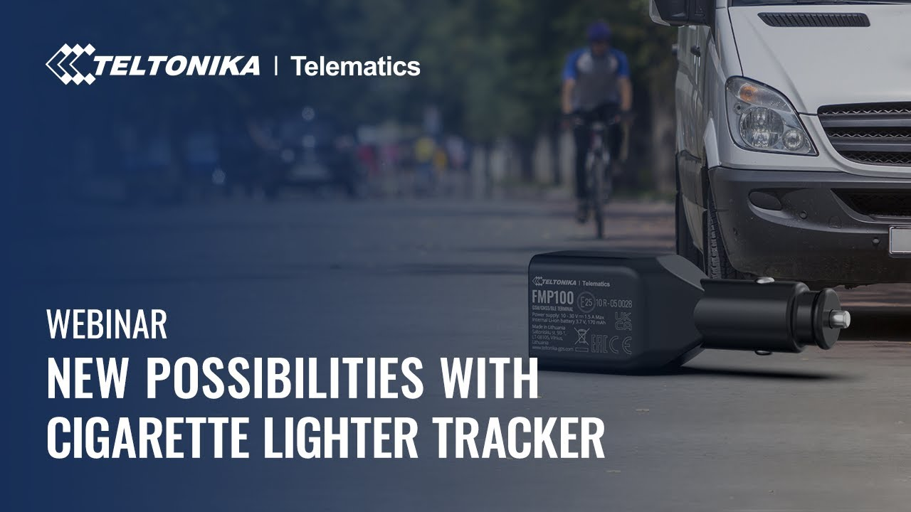 NEW POSSIBILITIES WITH CIGARETTE LIGHTER TRACKER