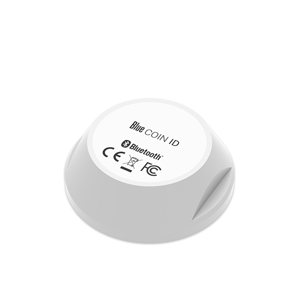 Blue COIN ID - Authentication Bluetooth Beacon