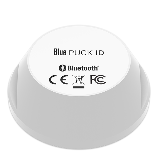 Blue PUCK ID - Authentication Bluetooth Beacon