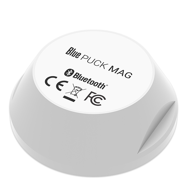 Blue PUCK MAG - Magnetic Bluetooth Sensor