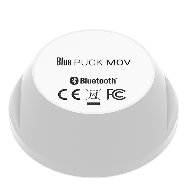 Blue PUCK MOV - Movement Bluetooth Sensor