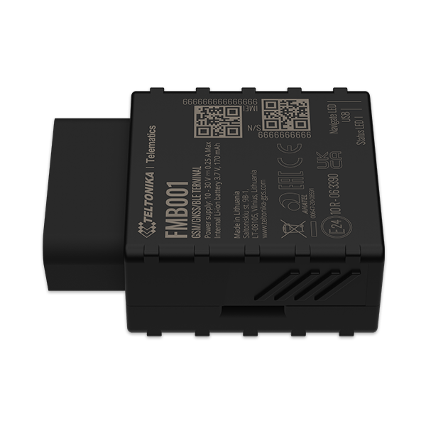 FMB001 - 2G Bluetooth OBD GPS Tracker