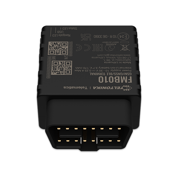 FMB010 - 2G Bluetooth OBD GPS Tracker