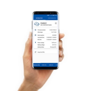 FMBT Mobile application