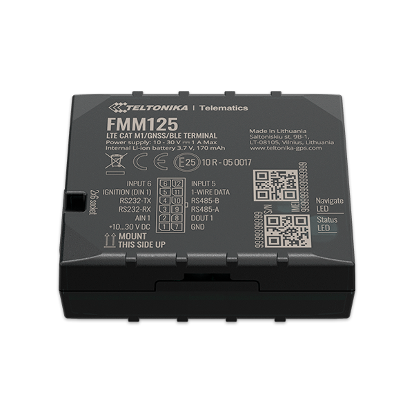 FMM125 - CAT M1 Bluetooth Special GPS Tracker
