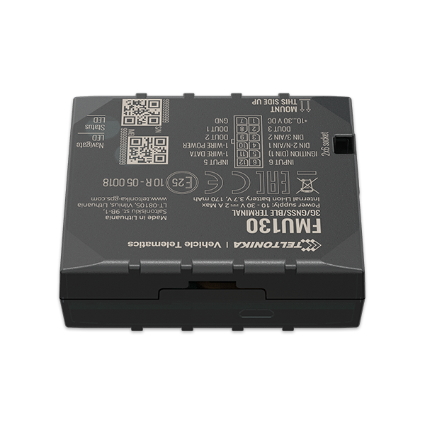 FMU130 - Advanced 3G, Bluetooth, GNSS tracker
